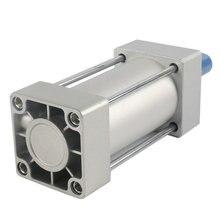 SC50 * 100/50mm диаметр 100mm Ход Компактный двойного действия Пневматика цилиндра