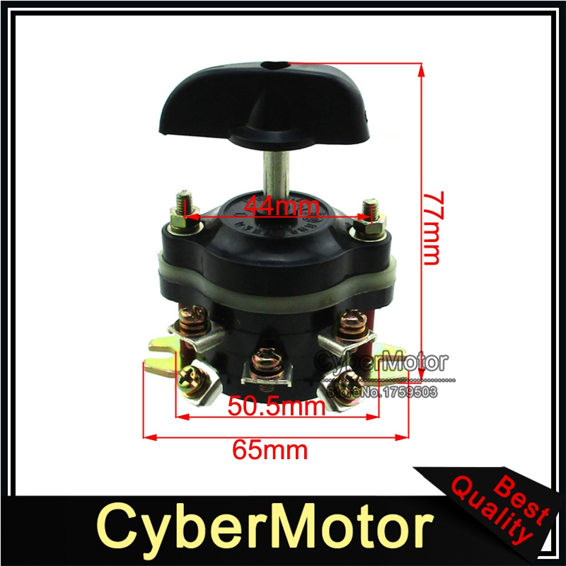 Forward Reverse Switch 800w <font><b>1000w</b></font> 36V 48V For Chinese Electric ATV <font><b>Quad</b></font> 4 Wheeler X-Treme XA-1000 Gio Manteray Electric ATV image