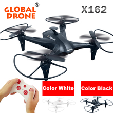 Global X162 Drone 2.4G 6-axis Gyro 3D Balanceo Sin Cabeza Dron Quadcopter Control Remoto RC Aviones RTF Drone RC Drones Quadcopters