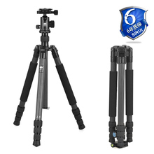Sirui DHL Tripod+Ball Head+Quick Release Plate Stand 3in1 Kit Light Carbon Fiber 3 Feet Support Digital SLR Camera T1204X+G10KX