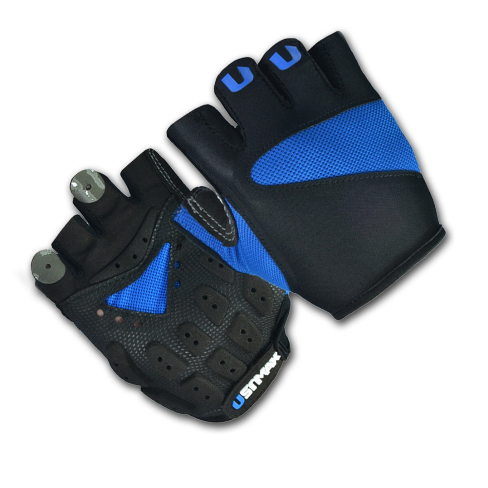 Mens gloves sports direct - Brand Design Cycling Gloves Pro Team Bike Half Finger Gloves Factory Direct Sales Road Cycling Wear