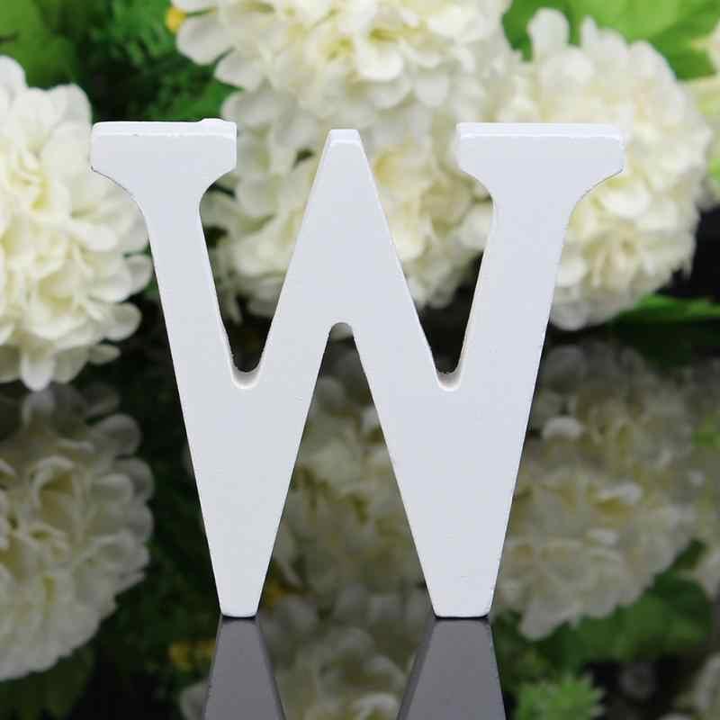 Accessoires de décoration de la maison lettres créatives Alphabet mot nuptiale fête de mariage noël saint-valentin festival décor à la maison