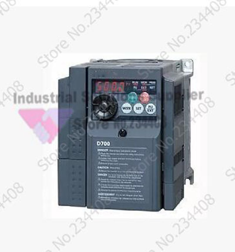 все цены на  Simple Type Frequency Inverter FR-D720S-1.5K-CHT 7A 1.5KW 0.2~400Hz New  онлайн