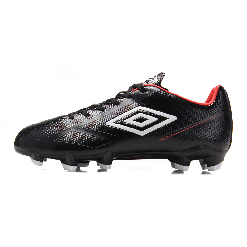 Umbro Football Shoes Men Breathable Rubber Antiskid HG Professional Competition Training Football Boots Soccer Shoes Ucb90129