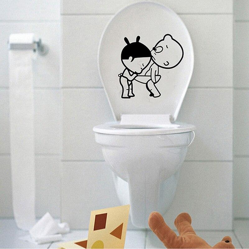2pcs Funny Cartoon Cute Kids Wall