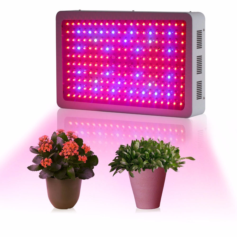 Promotion!!! Populargrow 600w Led Grow Light For Grow Tent