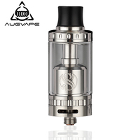 Augvape Merlin RTA Tank Atomizer 23mm 4ML Single Dual Coil Deck Dual Airflow Vape Vaporizer Electronic