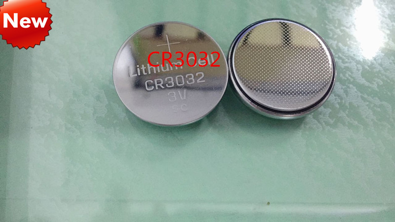 CR3032 3032 3V 500mAh Lithium Button Coin Battery For Watches, Calculator,flashlights Etc