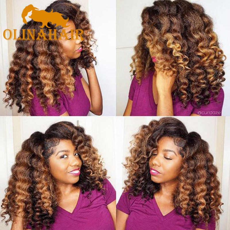 Freetress Ombre Wand Curl Janet Collection Synthetic