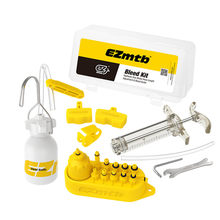 Ezmtb Hydraulic Mineral/ DOT 2 in 1 Brake Bleed Kit for Full Series of Shimano/ Avid Tektro Magura Formula Hayes(China)