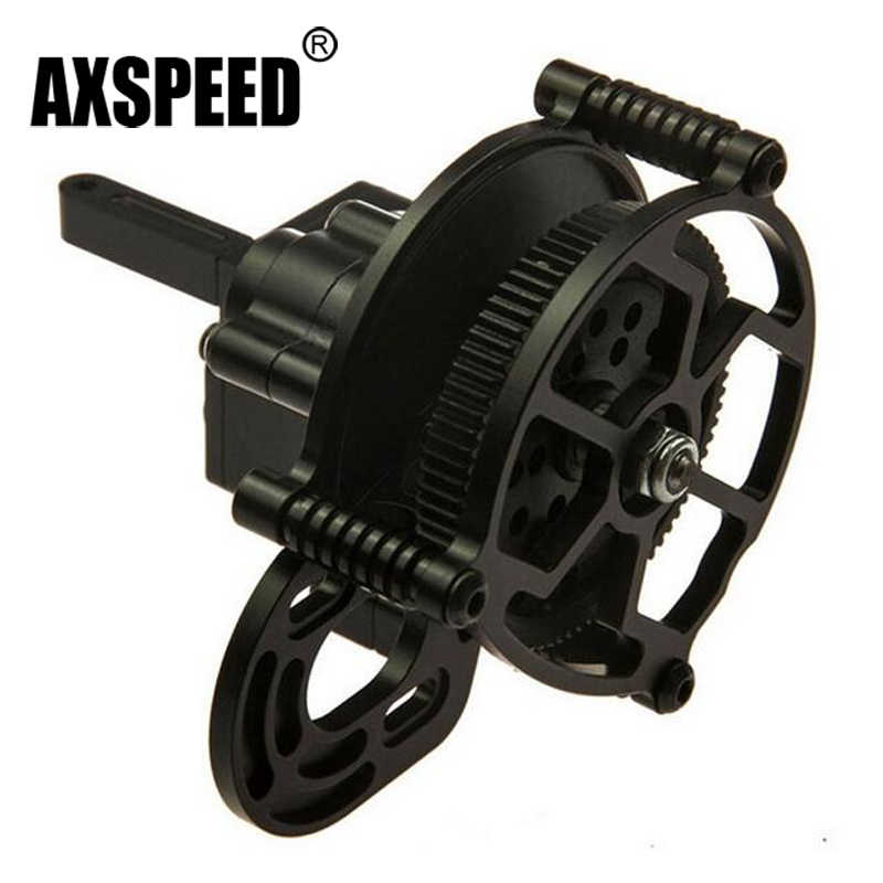 18024 Assembled Transmission Case Center Gearbox for 1/10