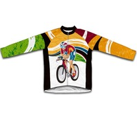 Time Trial Cycling Jersey Winter Fleece Thermal Warm Bicycle Jersey Bicycle Clothing ropa ciclismo Men and Women