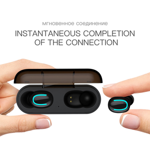 Image 3 - 5.0 słuchawki Bluetooth Q32 tws słuchawki douszne słuchawki Hifi Stereo wodoodporne słuchawki douszne IPX5 bezprzewodowe słuchawki na telefon