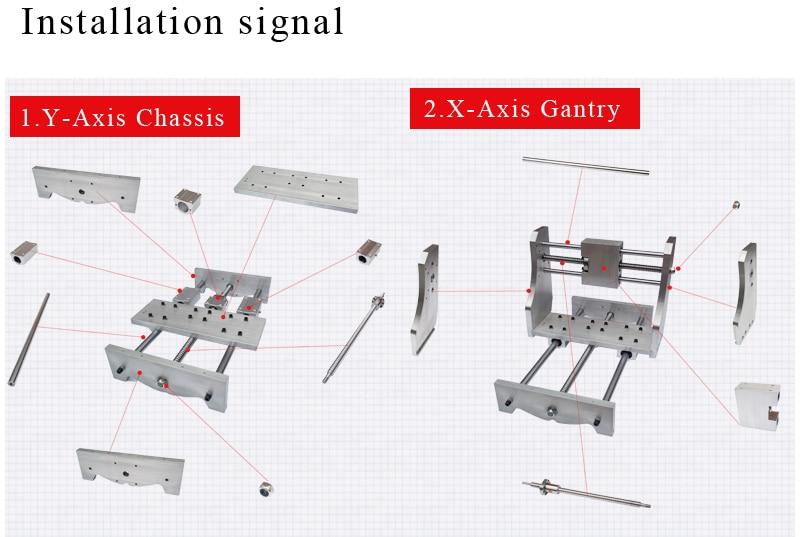 3020 CNC Frame 3axis (13)