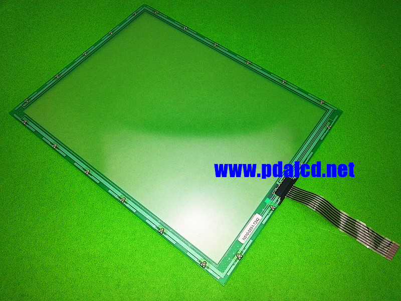 Original 12.1 inch 7 wire Touch Screen Panels, N010-0551-T242 Industrial POS machine touch screen digitizer panel free shipping