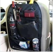 Car Storage Bag Vehicle Seatback Debris Bags Hanging Portable Waterproof,Nets For Car,Car Styling