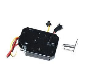 Image 2 - 5 pcs con feedback serratura Elettronica della porta di chiusura 12 V/2A per cabinet serrature/solenoide serrature/cassetto (connettore opzionale)