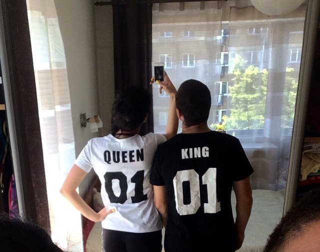 Valentine Cotton Shirts King /  Queen