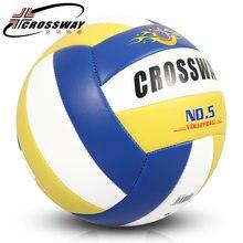 CROSSWAY – Volley-Ball professionnel de plage Fivb pour femmes, standard officiel, équipement de jeu d'intérieur américain pour hommes