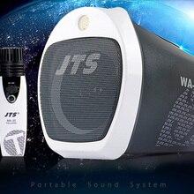 JTS портативный беспроводной активный динамик WA-35 версия Bluetooth с Mh-35 UHF PLL ручной передатчик микрофон