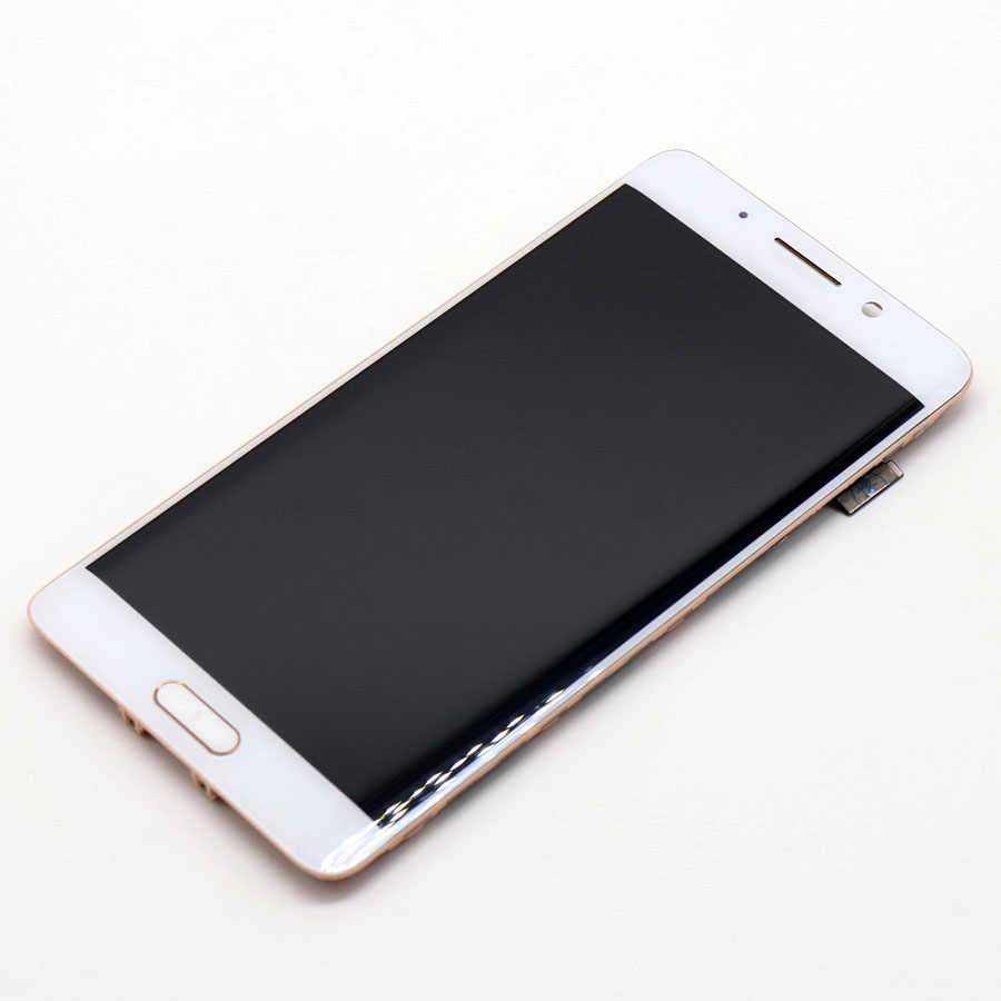 Huawei Mate 9 Pro LCD Display Touch Screen Digitizer Mate9 Pro LCD For  Huawei Mate 9 Pro LCD With Frame Screen Replacement