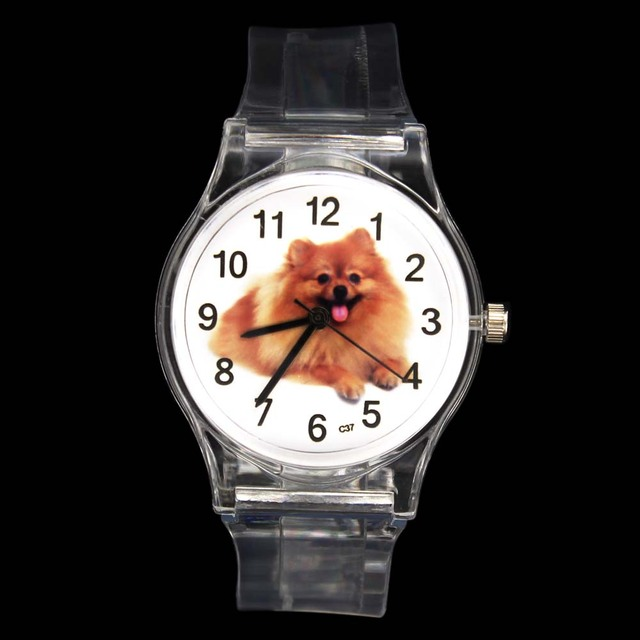 Kid's Dog Printed Watch