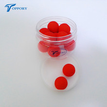 Toppory 17mm Floating Artificial Carp Bait Pop Up Carp Fishing Boilies Pellets Assorted Flavoured Carp Fishing Terminal Tackle
