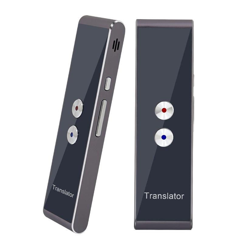 купить BGreen Portable Smart Voice Translator - Two Way Real-Time Multi Language Translation For Learning Travel Business по цене 3665.75 рублей
