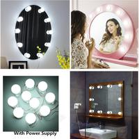 Bulbs Vanity Mirror Lights Kit Dimmable Mirror LED LED