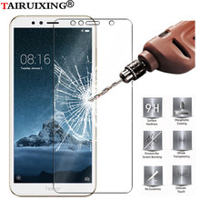 2.5D 0.26 mm 9H Tempered Glass Screen Protector For Huawei Y3 Y5 Y6 Y7 Y9 Prime II 2016 2017 2018 Case(China)