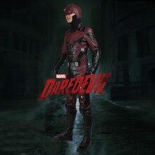 Daredevil Cosplay Costume Matt Murdock Cosplay Clothing Superhero Outfit Props Suit Adult Men Halloween Party Custom Made