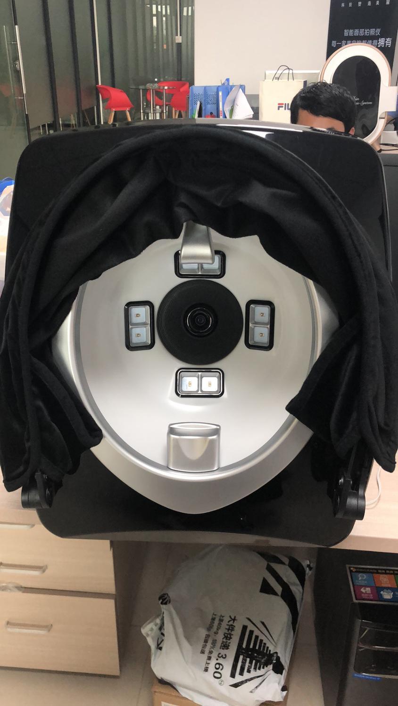 Smart Skin Scanner Analyzer/Magic Mirror Facial Analysis Machine Digital Image Technologies Camera1/1.7''CCD For Beauty