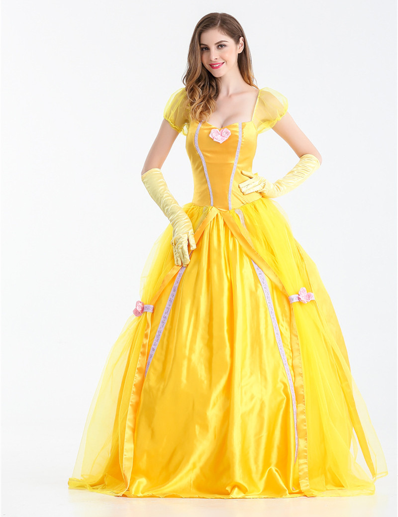 Find great deals on eBay for Yellow Belle Dress in Girls Theater and Reenactment Costumes. Shop with confidence.