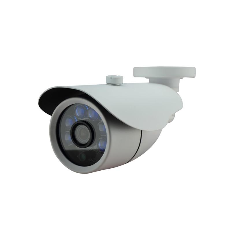 цена на 12V 2A HD 1080P IP Camera Network P2P RTSP FTP Outdoor Security 6IR Night Vision