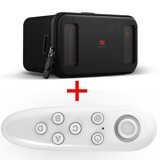 "Xiaomi VR Box VR Case VR Glasses  3D Virtual Reality Glasses MI VR Cardboard Gafas de Realidad Virtual for  4.7~5.7"" Smartphone"