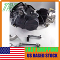 140cc LIFAN HIGH DUTY Engine 4-Stroke Engine Motor kick start PIT QUAD DIRT ATV