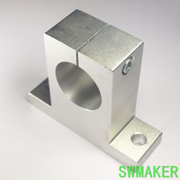 SWMAKER CNC machine parts ROUTER SPINDLE MOUNT ID 43mm Spindle Motor Mount for KRESS SCHUNER parts accessory