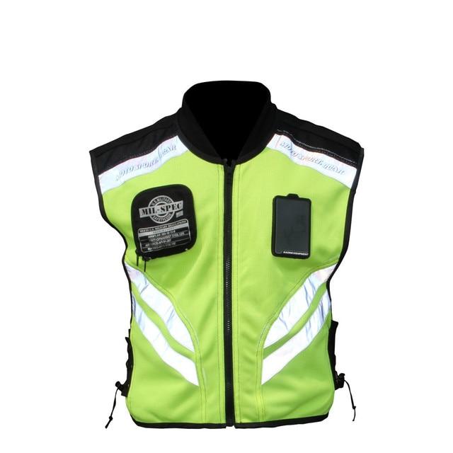 Uniform Safety 19Off Vis 34 Bike Racing motorcycle Reflective Cycle Waistcoat In Us28 Motorbike Riding Jacket Clothing Clothes Vest Hi tQrCxsdh