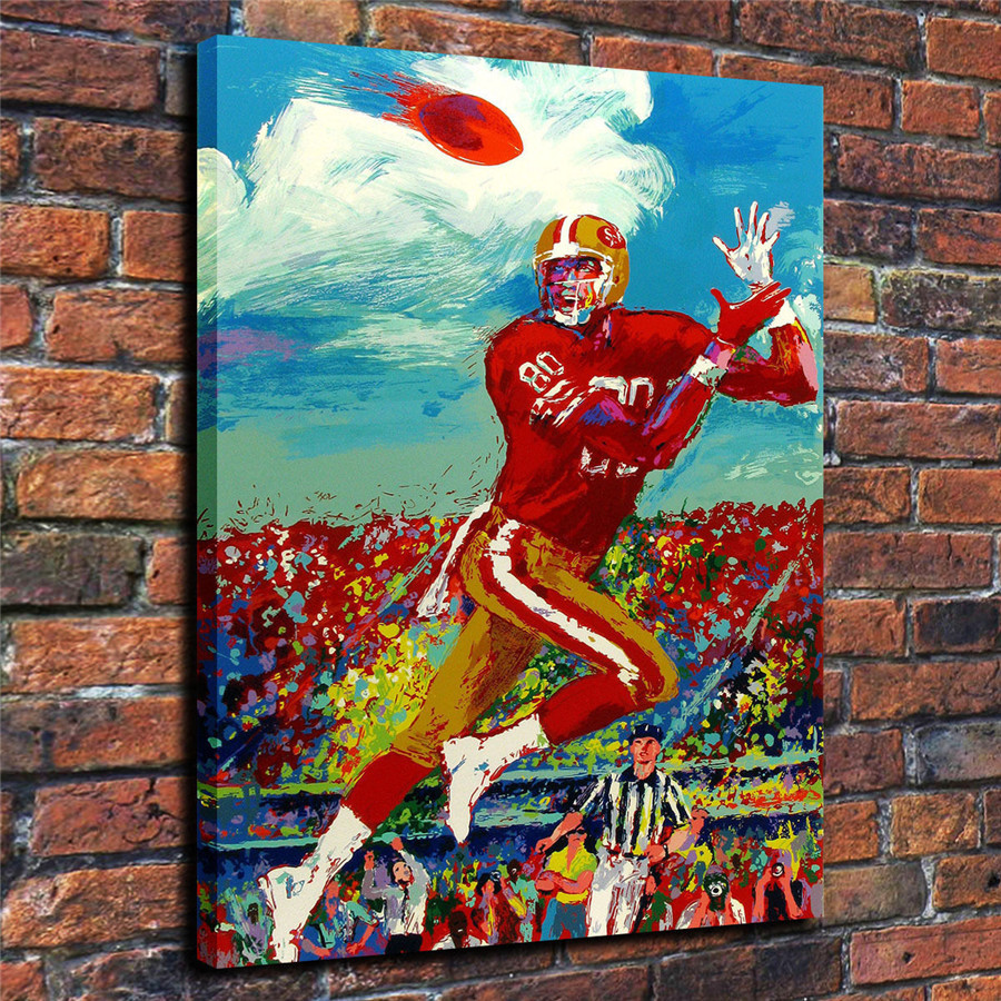 LeRoy Neiman Music and Sports Event Color Print Canvas Painting Living Room Bedroom Home Decor Modern Mural Art Oil Painting#021