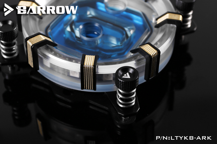 Barrow Aurora CPU Water Block For INTEL Socket LGA-115X (1150 1151 1155 1156) Energy Series Limited Edition