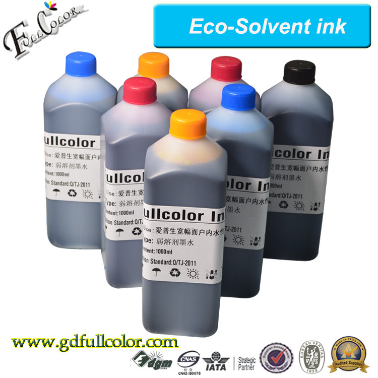 Distributors Wanted Inkjet Eco Solvent Ink for Epson 7910 9910 7900 9900 Wide Format Printer цены