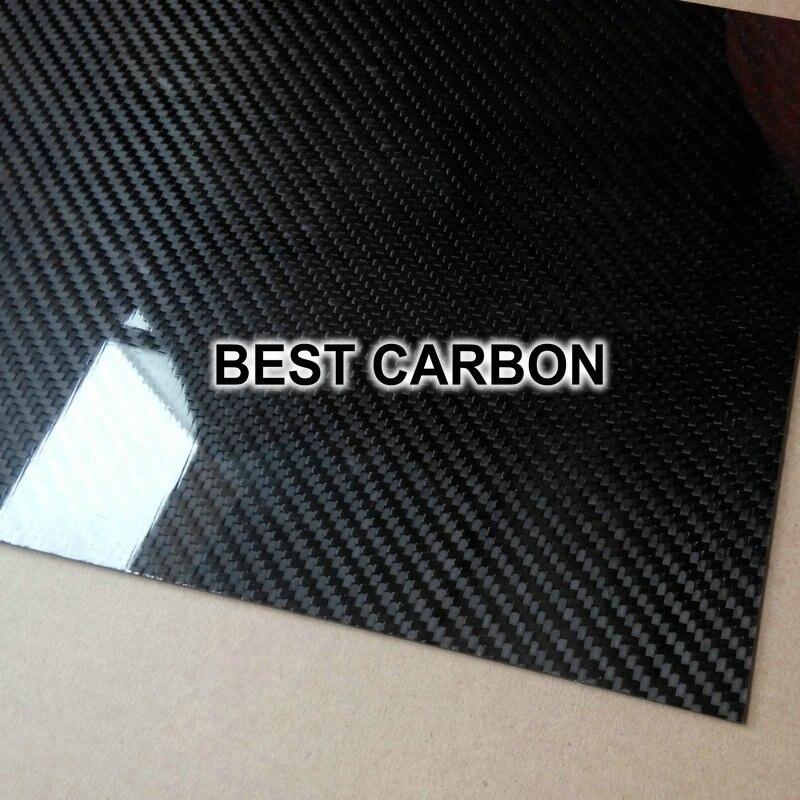2mm x 250mm x 400mm 100% Piastra In Fibra di Carbonio, cf piastra, foglio di carbonio, pannello di carbonio-in Componenti e accessori da Giocattoli e hobby su  Gruppo 3