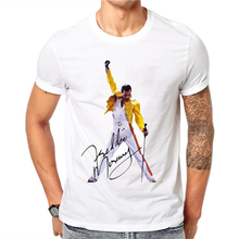 Men's Freddie Mercury The Queen T-Shirt Mens t