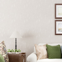 Beibehang Plain PVC Works Hotel Hotel Wallpaper Simple And Elegant Bedroom Living Room Full Embossed Solid