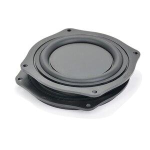 Image 4 - AIYIMA 4Inch Bass Radiator Speaker Vibration Diaphragm Passive Radiator Loudspeaker Passive Woofer Diaphragm Plate Subwoofer DIY
