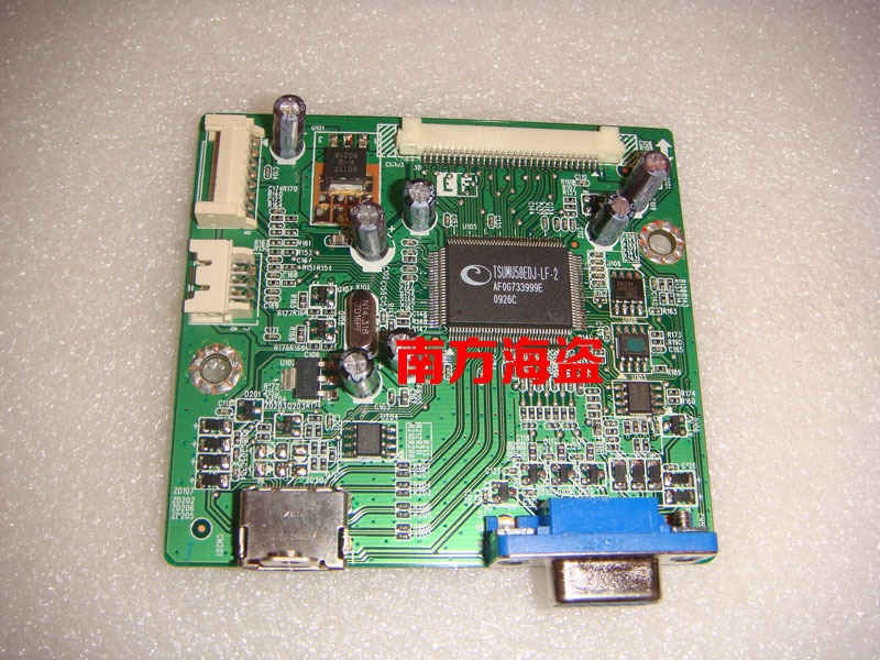 Free Shipping>Original ST2010 driver board 492411300100R ILIF-133 line screen to send-100% Tested Working free shipping original 100% tested working vx1932wm led drive plate ilif 076 491311300100r motherboard
