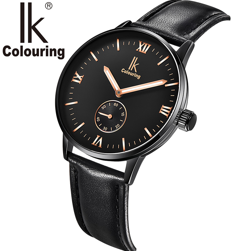 IK 2017 New Fashion Mens Watches Top Brand Luxury Automatic Self-Wind Watch Men Full Steel Clock Male Luminous relogio masculino mens watches top brand luxury guanqin watch men automatic self wind luminous clock sport full steel wristwatch relogio masculino