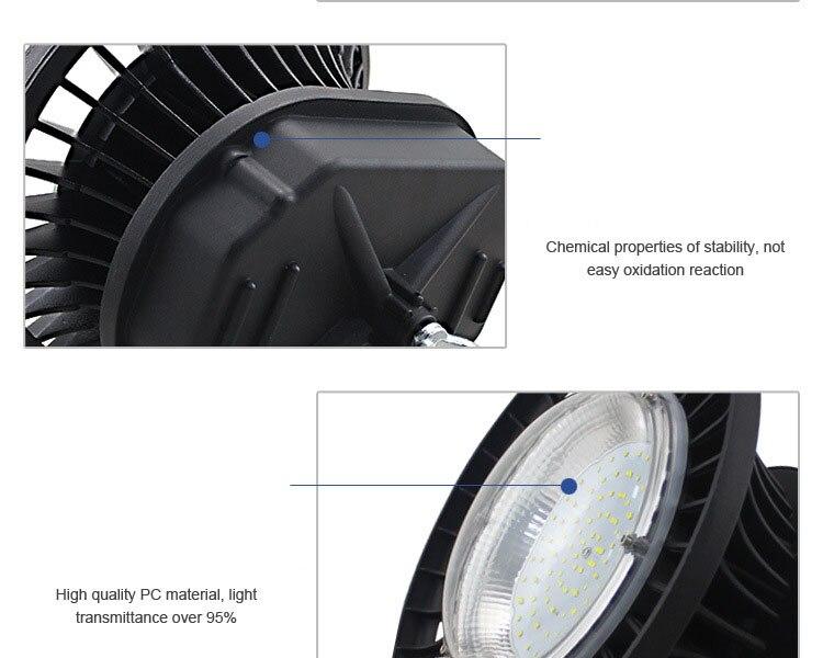 highbay conduziu luz 80 w 100 04