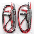 2 pair 4pcs 42 cooper wires Test Lead Wire Probe Cable for Multimeter meter A801