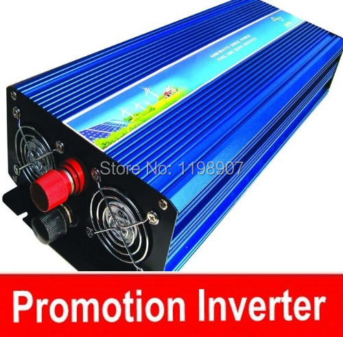 цена на Pure Sine Wave Inverter 10000W Peak 5000W dual digital display 12V/24V/48V DC To 110V/220V AC